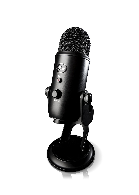 Blue Yeti USB Mic for Recording & Streaming