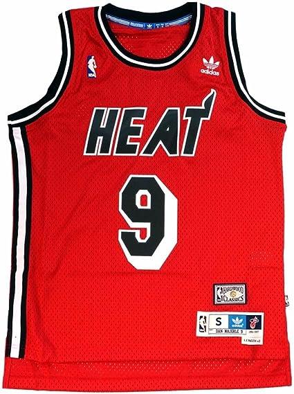 Dan Majerle Miami Heat Adidas Nba Throwback Swingman Jersey Red Jerseys Amazon Canada