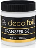 Deco Foil Transfer Gel 4 oz Jar