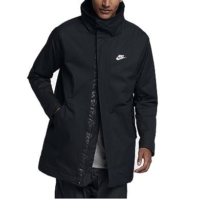 Nike Herren Sportswear Air Max Woven Jacke, Herren, Schwarz
