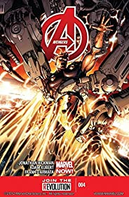 Avengers (2012-2015) #4 (English Edition)