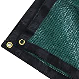 Best Shade Cloths - 70% 12ft X20ft Green Sunblock Shade Cloth Review