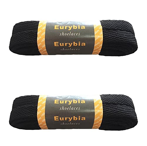 4b5a0bc6b52a Image Unavailable. Image not available for. Color  Eurybia Flat Athletic  Shoelaces ...
