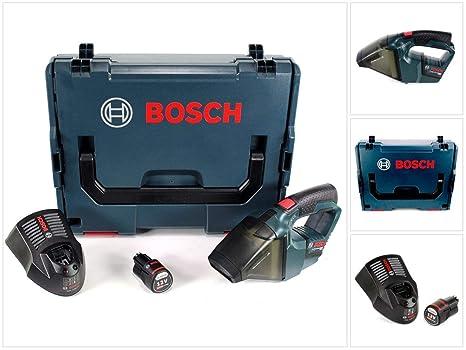 Bosch Gas 12 V PROFESSIONAL batería Aspiradora en L-Boxx + 1 ...