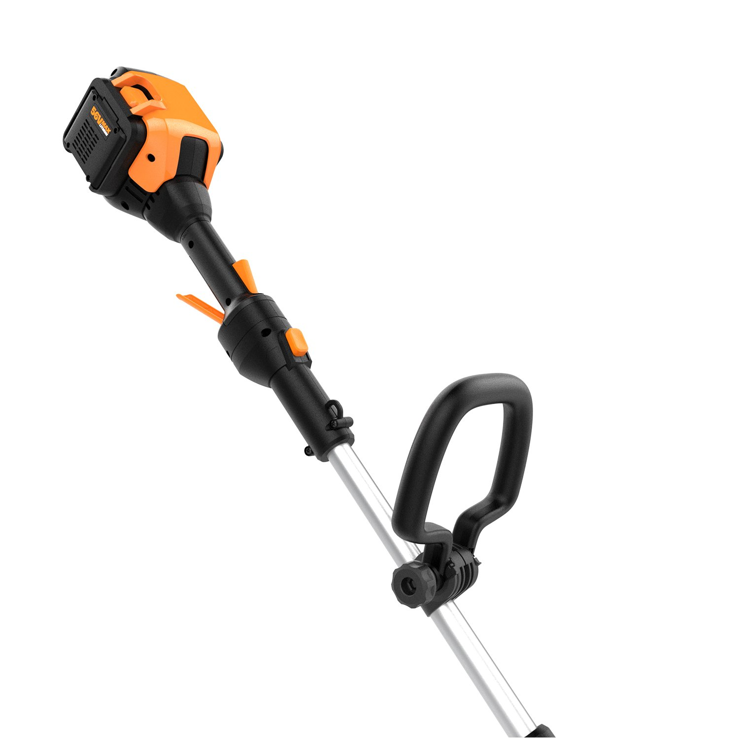 "Amazon Worx WG191 56V 13"" Cordless String Trimmer & Edger with"