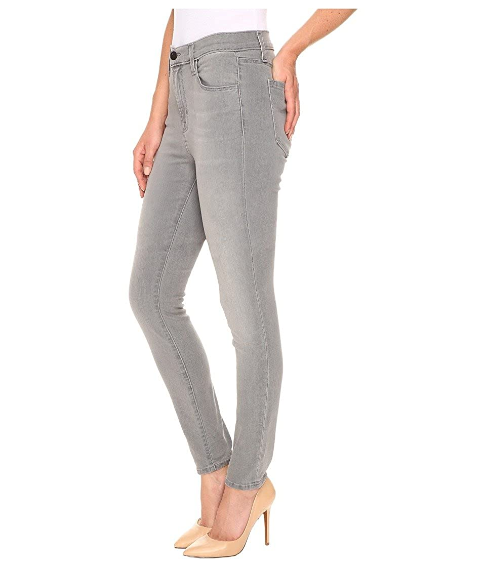 J Brand Jeans Womens Maria High Rise Skinny Jeans in Dusk Haze