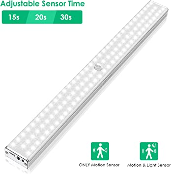 8W 62LED Ultra-Bright Emergency Exit Lighting Indicator Lamp Built-in Battery US