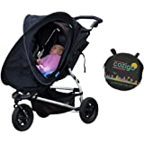 CoziGo Sleep Easy Travel Cover for Strollers Prams Airline Bassinets