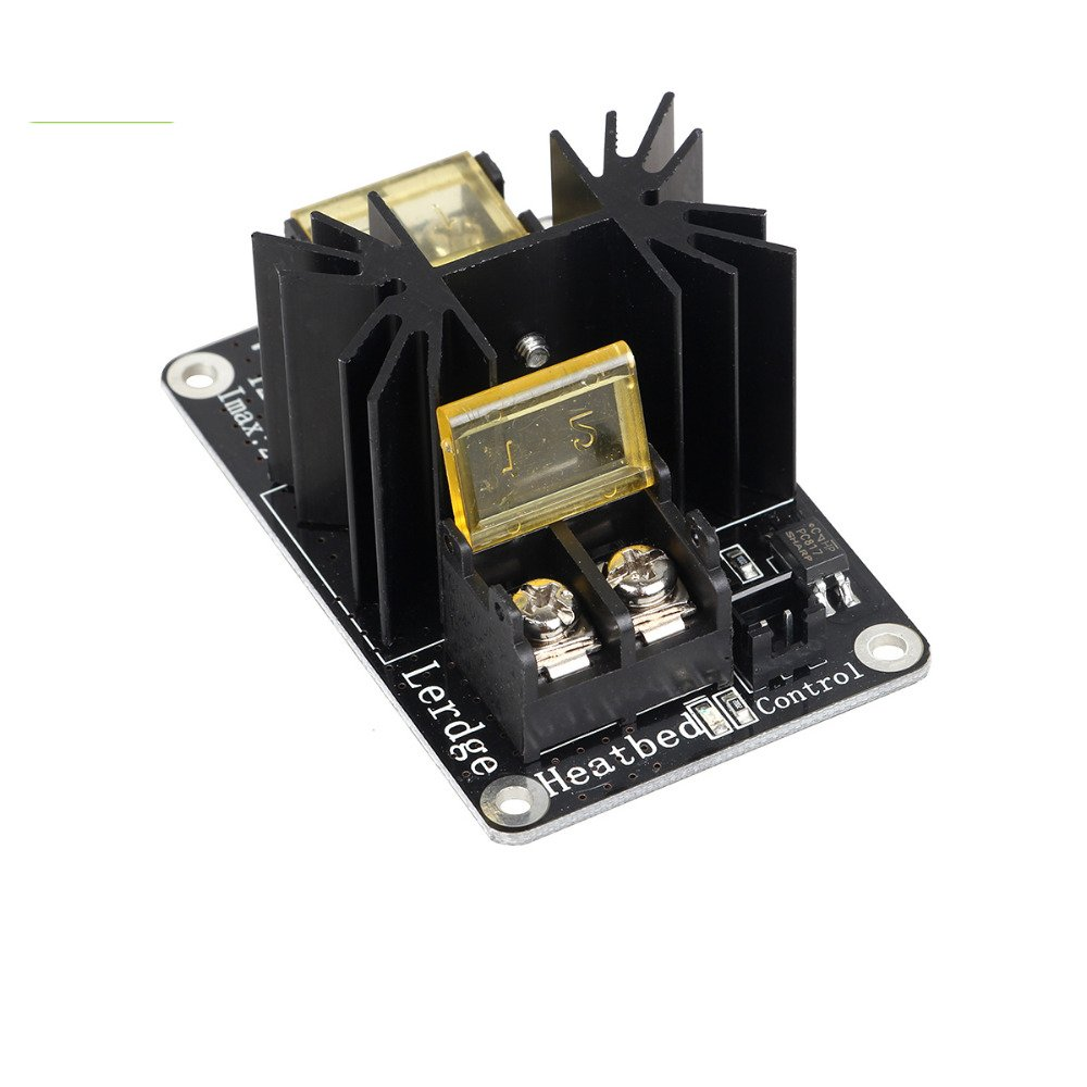Mos Tube High Current Load Module Humble New 3d Printer Hot Bed Power Expansion Board Heatbed Power Module