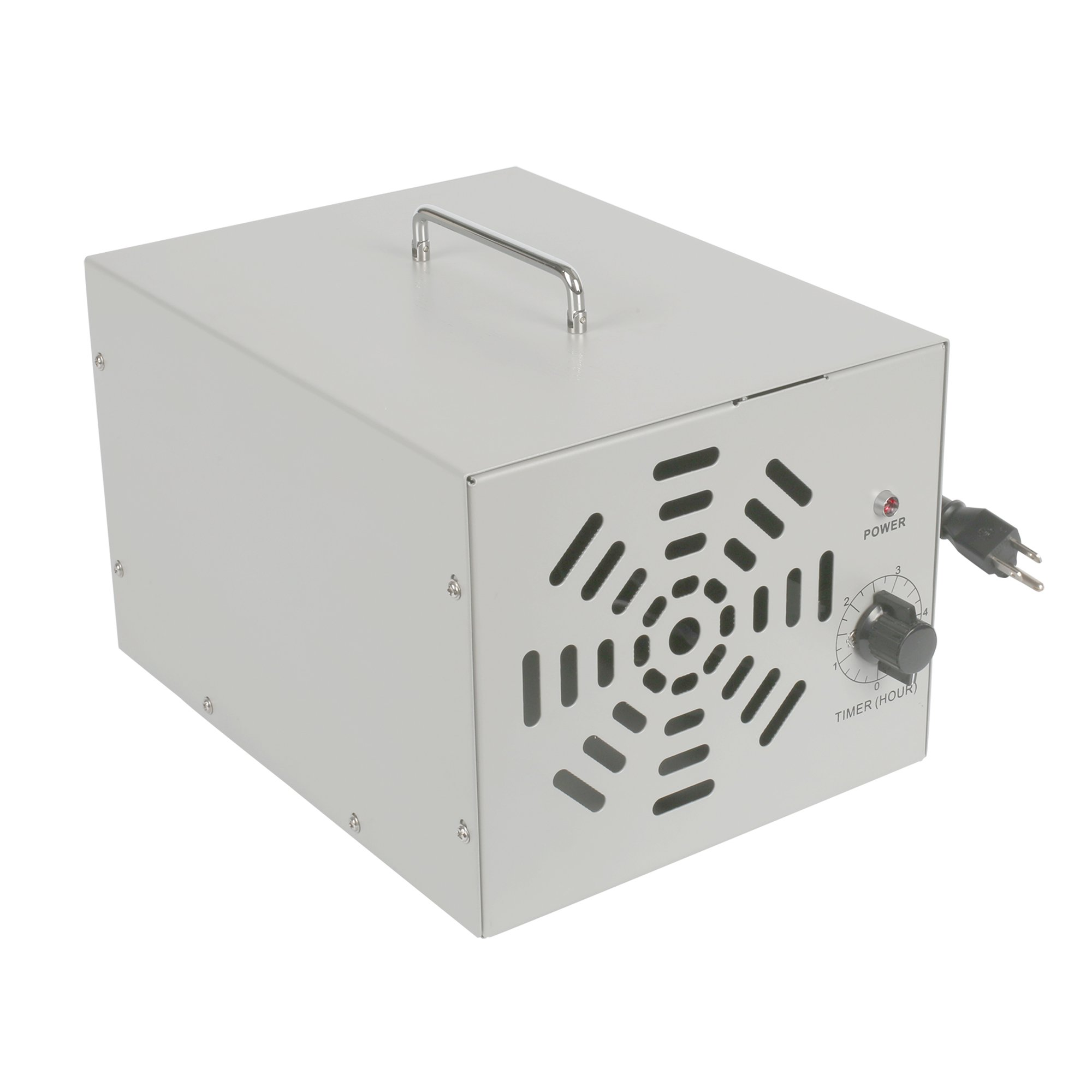 A2Z Ozone Air-7000 Air Ozone Generator Natural Deodorizer | Mold Remediation | Allergies | 0 to 4-Hour Hands-Free Timer