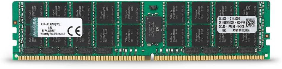PC4 2133 Memory for HP//Compaq Desktop KTH-PL421LQ//32G Kingston Technology 32 GB DDR4 2133