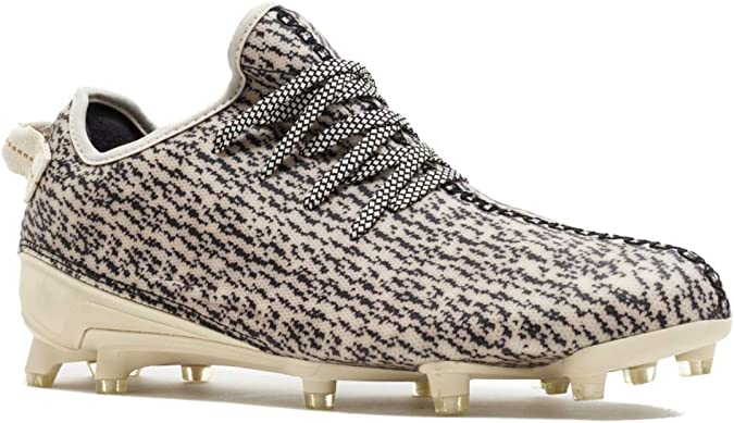 tornillo consonante Identificar  Amazon.com | adidas Yeezy 350 Cleat 'Turtle Dove' - B42410 - Size 16 |  Running