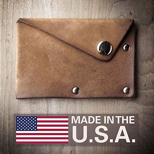 Credit Card Wallet (Made in USA) 020