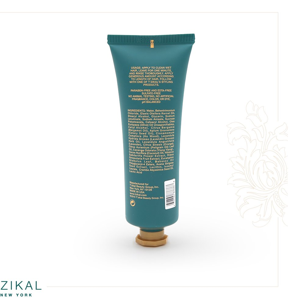 86f0c88357f3 T'zikal Deep Moisturizing Conditioning Cream with Ojon Oil is a ...