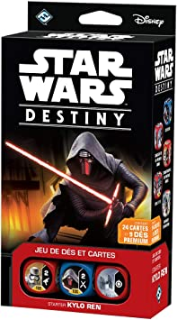 Fantasy Flight Games Star Wars - Caja de Inicio: Kylo REN Destiny ...