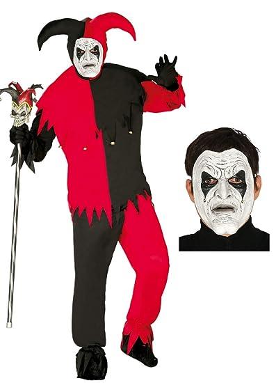 Disfraz de Lord Joker con mascara: Amazon.es: Ropa y accesorios