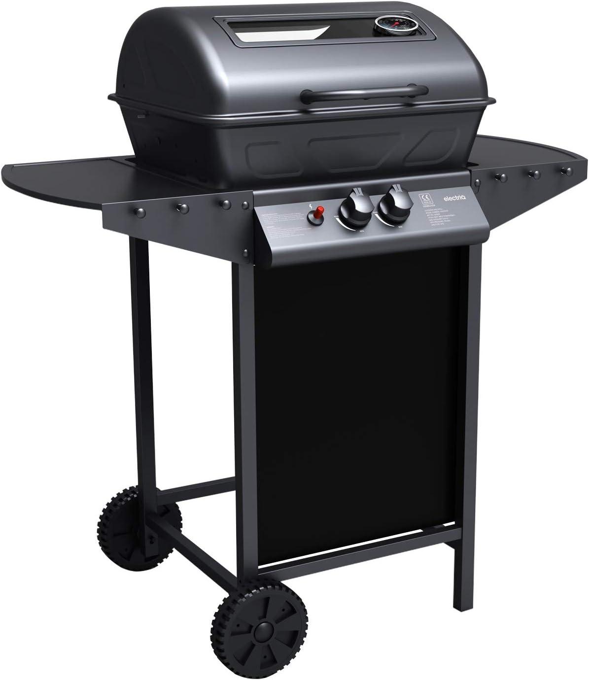 New for 2020! Louisiana 2 Burner Gas BBQ