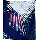 Westlake Art - Wall Hanging Tapestry - Organization City - Photography Home Decor Living Room - 26x36in