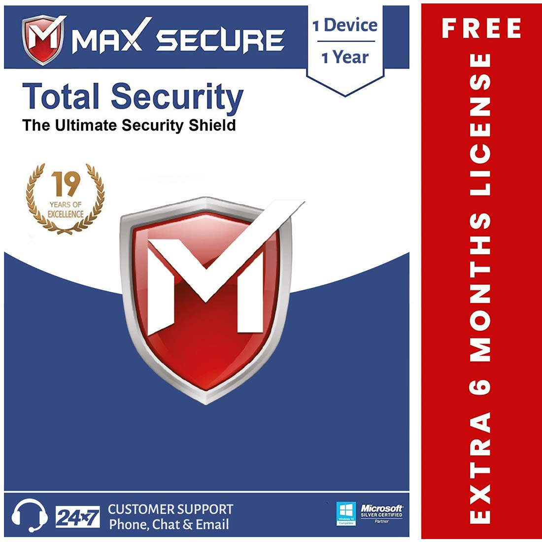 Max Secure is the Best Antivirus