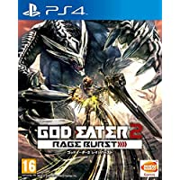 Bandai Namco Entertainment God Eater 2: Rage Burst [Playstation 4]