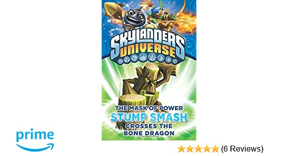 Amazon The Mask Of Power Stump Smash Crosses The Bone Dragon