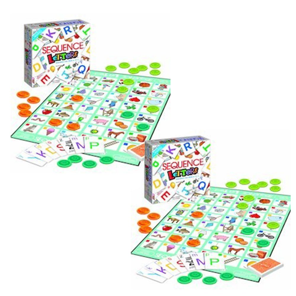 Amazon.com: Sequence Letters: Toys & Games