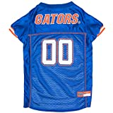 Pets First NCAA FLORIDA GATORS DOG Jersey, Medium