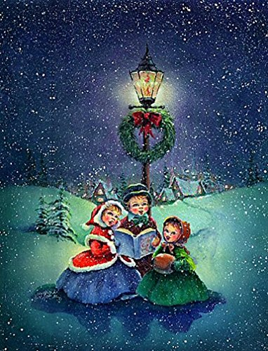 - LITTLE CAROLERS by SHARON SHARPE