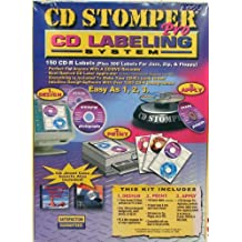 CD Stomper Pro CD Labeling System
