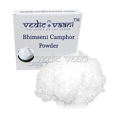 Vedic Vaani Bhimseni Camphor Powder, 250g