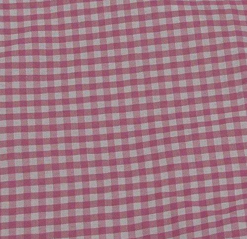 WC Redmon Rectangular Willow Hamper Cloth Liner - Pink - - Hamper Redmon Rectangular