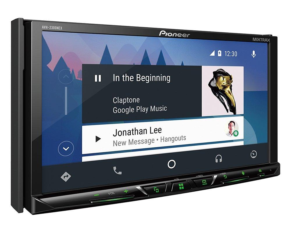 Volunteer Audio Pioneer AVH-2300NEX Double Din Radio Install Kit with Apple CarPlay Android Auto Bluetooth Fits 2013-2017 Honda Accord by Volunteer Audio (Image #5)