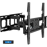 Full Motion TV Wall Mount with Height Setting, JUSTSTONE TV Bracket Fits Most… photo