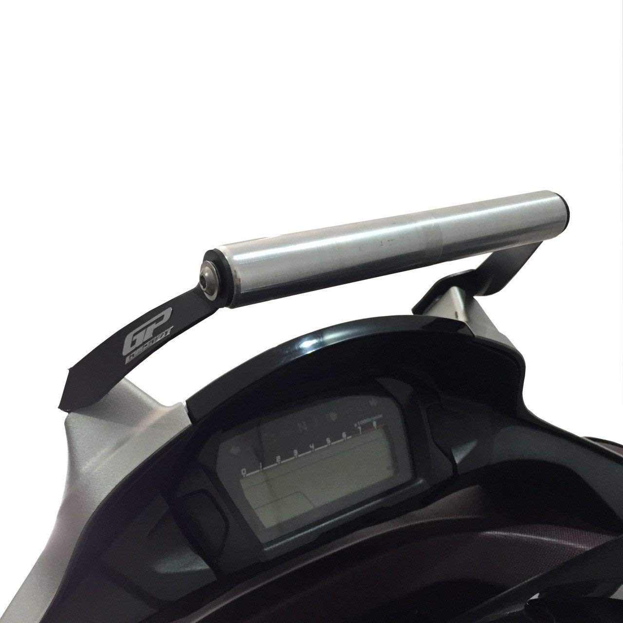 Navigation Mounting GPS Rack Mount Compatible with Honda NC750D Integra (2014-2018) by GpK