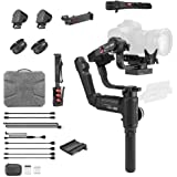 Zhiyun-Tech Crane 3-Lab Creator Package, Crane 2 Upgrade Version 3-Axis Handheld Gimbal Stabilizer for DSLR Cameras, 1080P Full HD Wireless Image Transmission, ViaTouch, Dual Zoom & Focus Control