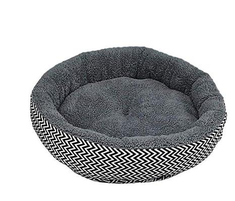 ZHIWEII Amortiguador cálido sofá Cama para Mascota Cachorro ...