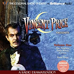 Vincent Price Presents, Volume One