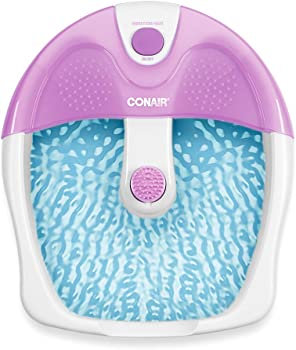 Conair Foot Spa with Soothing Vibration Massage