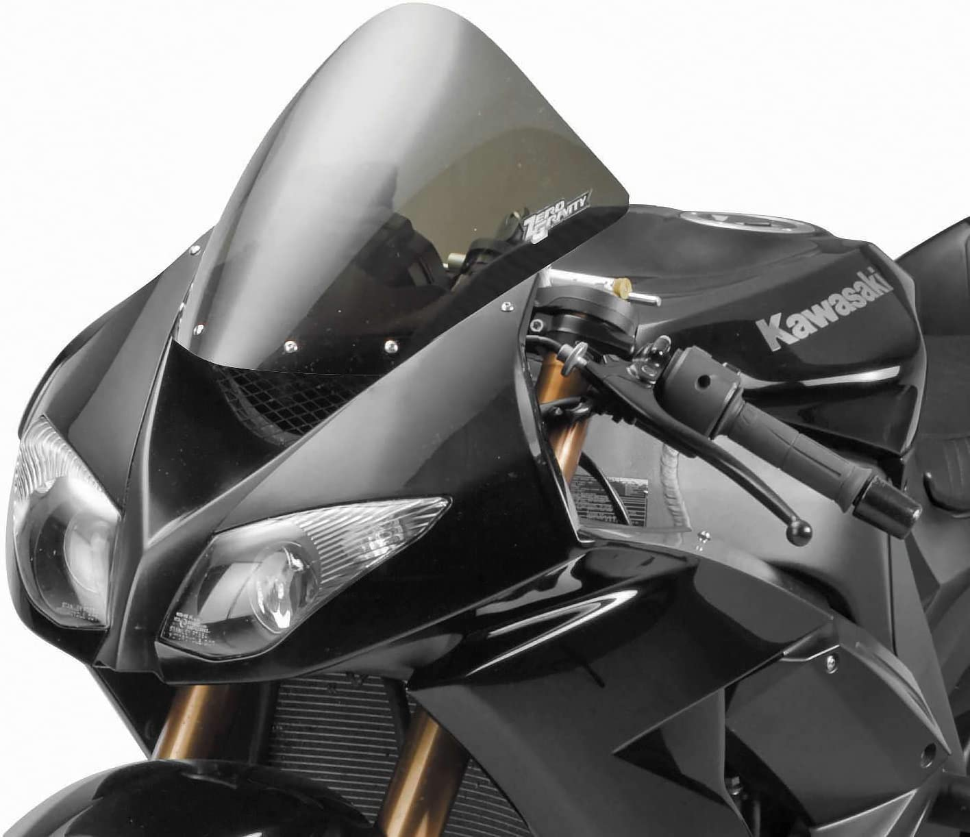 Kawasaki ZX10R 2007 Right Hand Replica Mirror Replacement