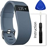ACBEE For Fitbit Charge Hr Band,Contains instructions,Perfect Charge Hr Band, Make Your Fitbit Charge Hr New Look