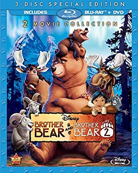 Disney's Brother Bear + Brother Bear 2: Special Edition (Blu-ray + DVD)