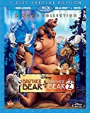 Brother Bear / Brother Bear 2 (Special Edition 2 Movie Collection) [Blu-ray + DVD]
