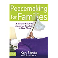 Peacemaking for Families (Focus on the Family)