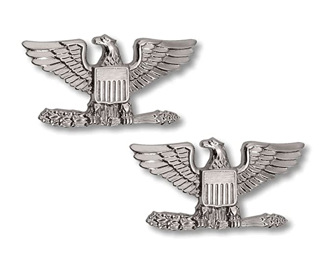 Amazon Us Army Military Police Fire Security Colonel Eagle