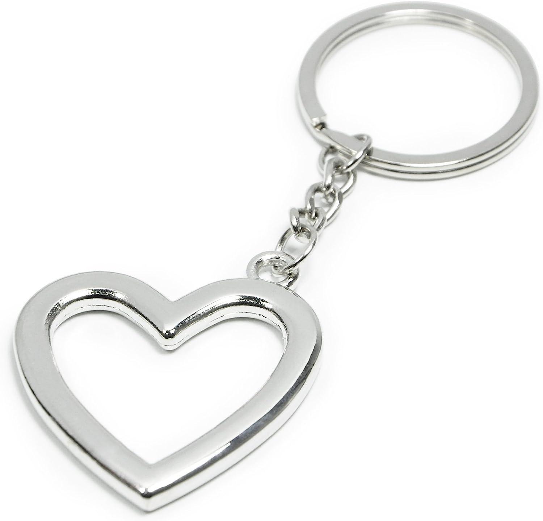 Heart Keychain Purse Handbag Charm Valentine/'s Day!