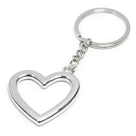 Lucky Key Chain (Heart-Shaped)