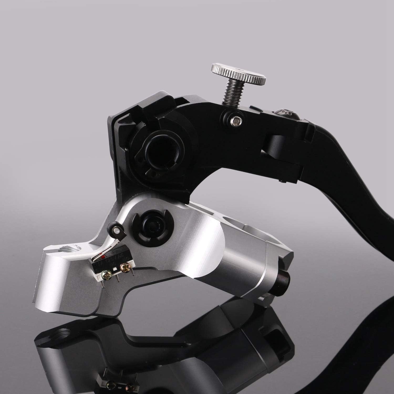Gaoominy Moto 7//8 Pouce 22Mm 19Rcs Pompe de Frein Pompe Hydraulique Embrayage pour