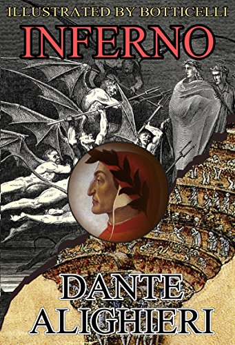 Amazon Com Inferno Illustrated Edition Ebook Dante