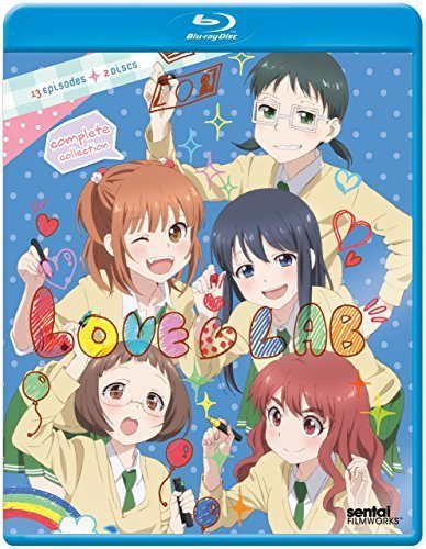 Love Lab: Complete Collection [Blu-ray] by Section 23