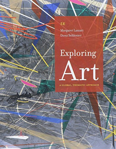 Bundle: Exploring Art: A Global, Thematic Approach, 5th + MindTap Art & Humanities Access Code -  Margaret Lazzari, 5th Edition, Paperback